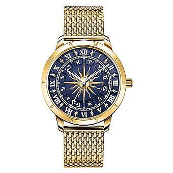 Thomas Sabo kellot Thomas Sabo glam Spirit sininen Astro Mesh hihna naisten Watch WA0352-264-209-33