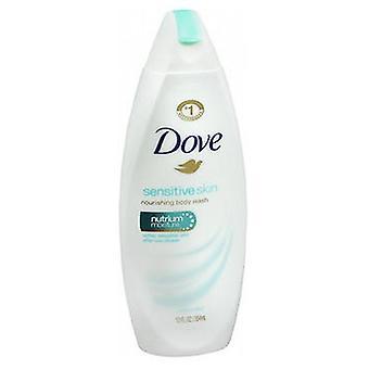 Dove Sensitive Skin Body Wash, 12 oz
