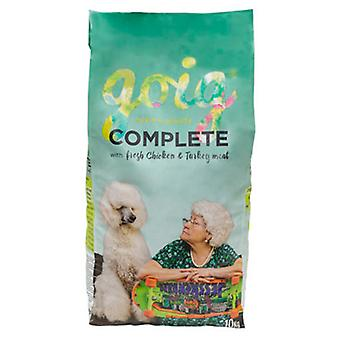 Goig Complete Fresh Chicken And Turkey (Dogs , Dog Food , Dry Food)