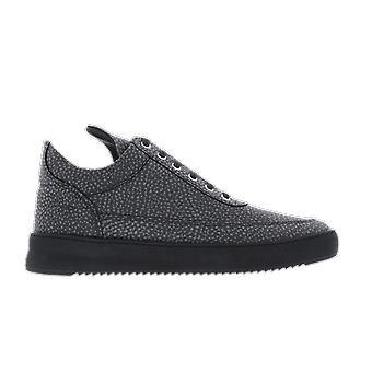 Filling Pieces Low Top Ripple Moor Black 2512797 shoe