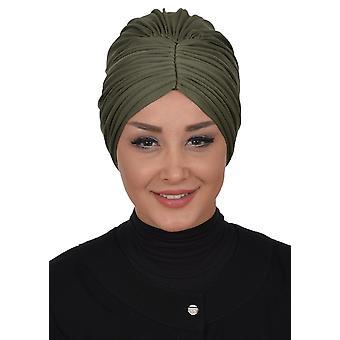 Wilma - Turbante de Algodão de Ayse Turban.