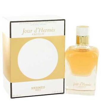 Jour D'hermes Absolu By Hermes Eau De Parfum Spray Refillable 2.87 Oz (women) V728-518215