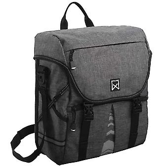 Willex Bicycle Bag 1200 10 L Anthracite 13223