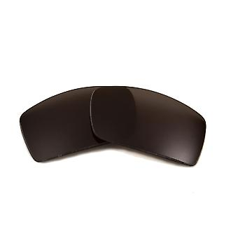 Replacement Lenses for SPY OPTICS Hielo Sunglasses Anti-Scratch Dark Black