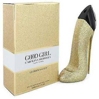 Good Girl Glorious Gold By Carolina Herrera Eau De Parfum Spray 2.7 Oz (women) V728-550133