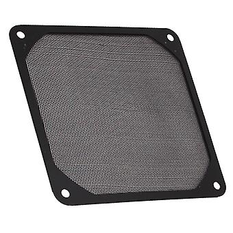 New 120mm Metal PC Computer Chassis Fan Case Strainer Dustproof Filter Black
