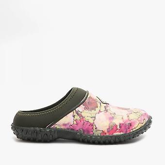 Muck Boots Muckster Ii Clog Ladies Rubber Garden Shoes Green