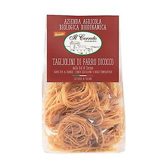 Tagliolini with emmer wheat from the Cecina Valley 250 g