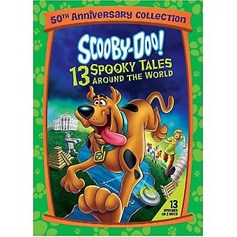 Scooby-Doo: 13 Spooky Tales Around The World [DVD] USA import