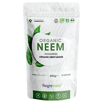 Bio Neem Powder - 200gm - Plant-Based Immunity Support Powder