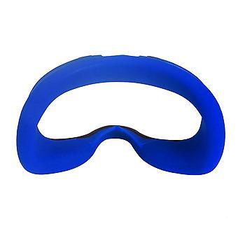 Eye Mask Cover, Glasses Silicone, Anti-sweat, Anti-leakage, Light Blocking Pad
