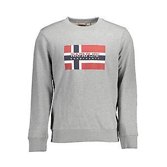 NAPAPIJRI Sweatshirt  with no zip Men NP0A4E1V BOVICO C
