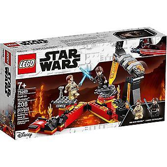 LEGO 75269 Kaksintaistelu Mustafarissa