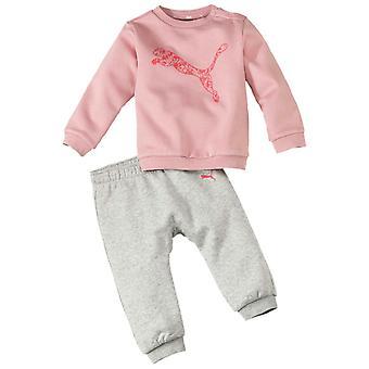 Puma Minicats Detské teplákové nohavice Mikina Dojčenské oblečenie 580305 14