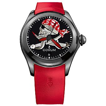 Bubble pirate Watch for Automatic Analog Man with Rubber Bracelet 082.310.98.0376.PIRA