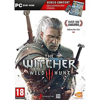The Witcher III PC