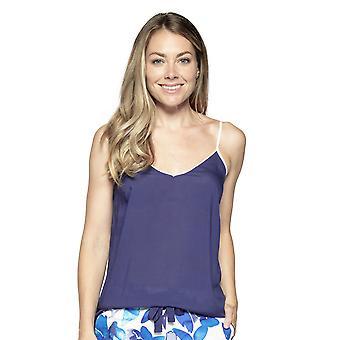 Cyberjammies Libby 4774 Women's Indigo Modal Cami Pyjama Top