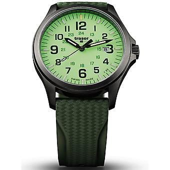 Mens Watch Traser H3 107424, Quartz, 42mm, 10ATM