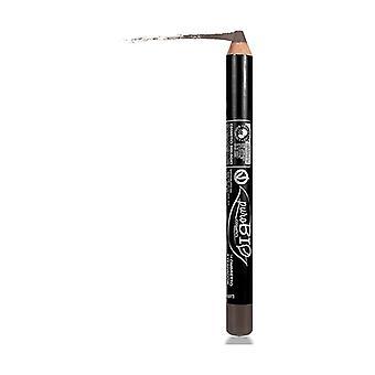 Ecological Brown Eyeshadow Pencil 14 1 unit (Maroon)