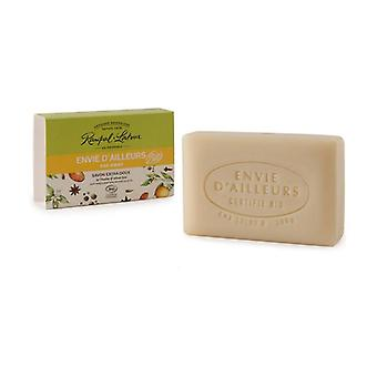 Soap Envie elsewhere, spicy notes, in ORGANIC olive oil 100 g