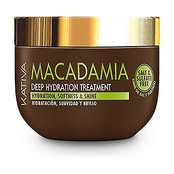 Kativa Macadamia Deep Hyd Treat 250 ml