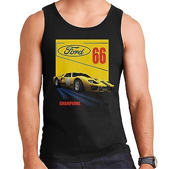 Ford 66 Kampioenen Heren Vest