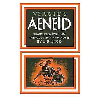 Vergil's Aeneid by Levi Robert Lind - 9780253200457 Book