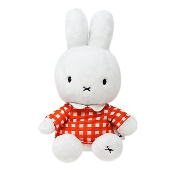 Classic Miffy Fashion Orange Soft Toy