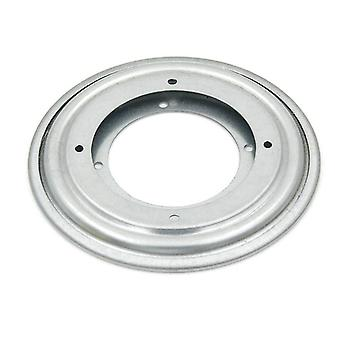 Sliver Heavy Duty Round Galvanized Turntable Bearing Rotating Swivel Plate