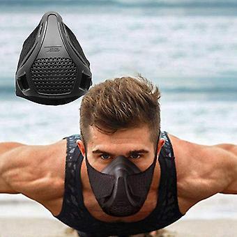 Sauerstoffbarriere Sportmaske