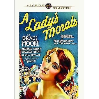 Importer de la morale de la Dame (1930) [DVD] é.-u.
