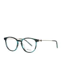 Mulberry VML103 0VBT Transparent Green Glasses