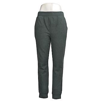 Denim & Co. Women's Pants Active Jogger Gray A388254
