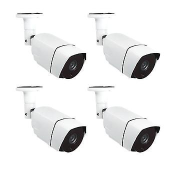 4PCS CCTVカメラ 3.0MP 1.7mmレンズ 1/2.8