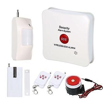 Langaton GSM SMS Home Murtojen turvahälytysjärjestelmä