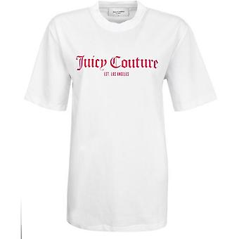 Juicy Couture Short Sleeved Diamante T-Shirt