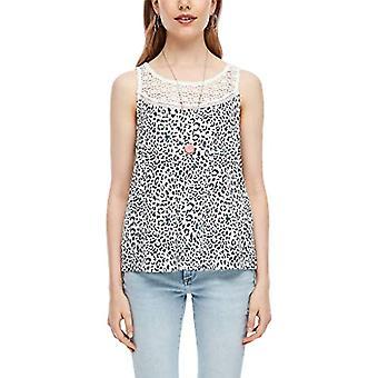 s.Oliver 120.12.007.12.102.2040900 T-skjorte, 02a1, 44 Donna