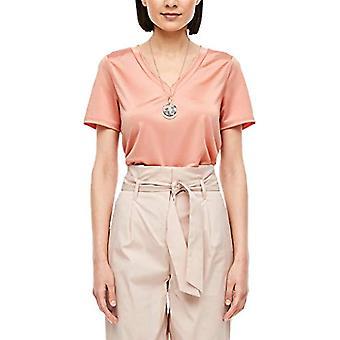 s.Oliver BLACK LABEL 150.10.007.12.130.2040989 T-Shirt, 2106, 34 Donna