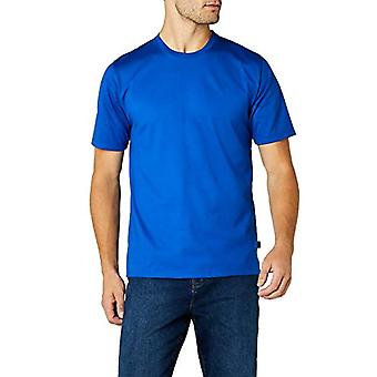 Trigema Deluxe T-Shirt, Royal, 3XL Men's