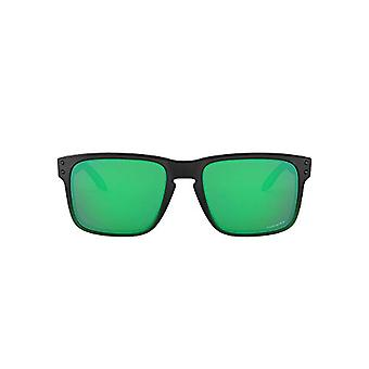 Oakley 0OO9102 Sunglasses, Black (Jade Fade), 57 Men