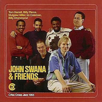 John Swana - John Swana & Friends [CD] USA import