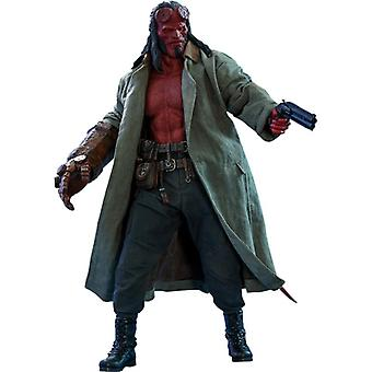Hot Toys 1:6 Hellboy Action Figure Movie Version