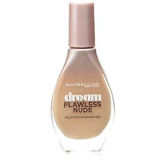 3x Maybelline New York Dream Flawless Nude Foundation 20ml Sealed - Choose Shade