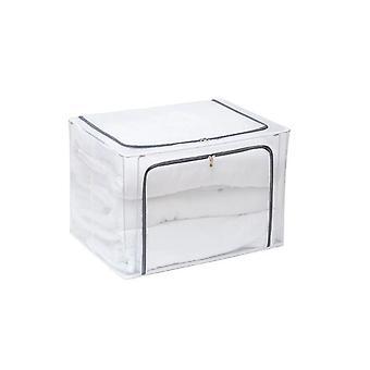 Home Folding Nylon Mesh Storage Box Underwear Packing Box|Foldable Storage Bags