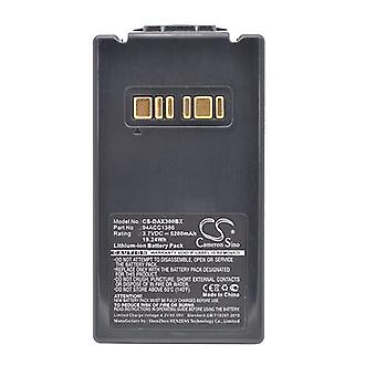 Cameron Sino Dax300Bx Battery Replacement Datalogic Barcode Scanner