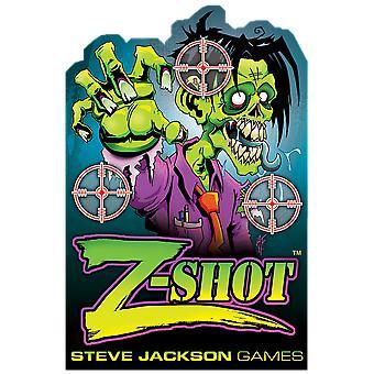 Z Shot Dice Game