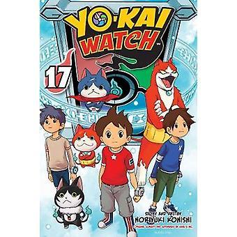 YOKAI GUARDA Vol 17 Volume 17