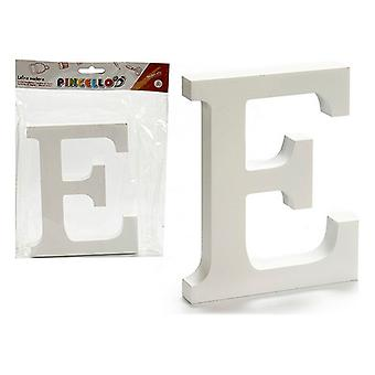 Letter E Hout