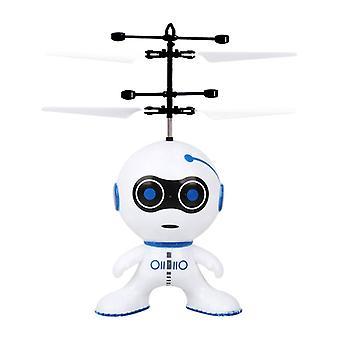 Mini Robot İndüksiyon Uçan Drone Akıllı Robotlar