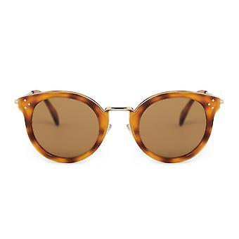 Celine Round Sunglasses CL40011U 56E 48